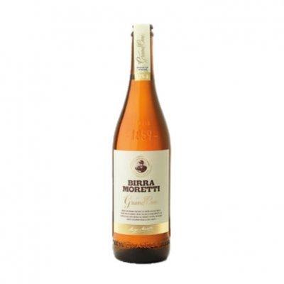 Birra Moretti Grand cru amber ale