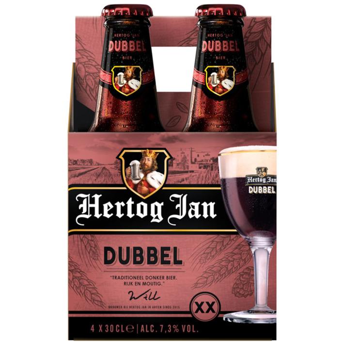 Hertog Jan Dubbel fles