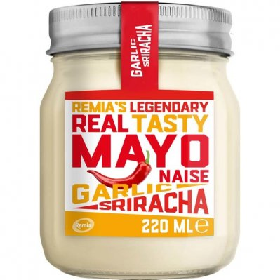 Remia Legendary mayonaise garlic sriracha