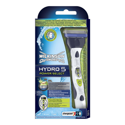 Wilkinson Hydro 5 power select razor