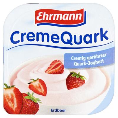 Ehrmann Creme Quark-Joghurt Erdbeer 150 g