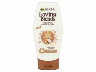 Garnier Loving Blends Conditioner kokos en macadamia