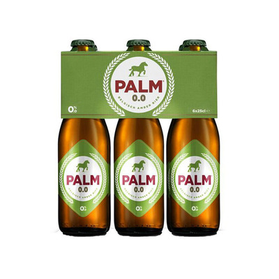 Palm 0.0% 6-pack