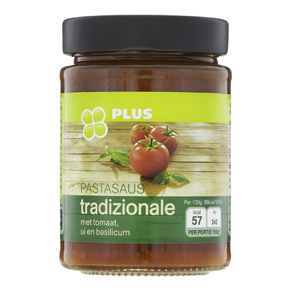 Huismerk Pastasaus tradizionale