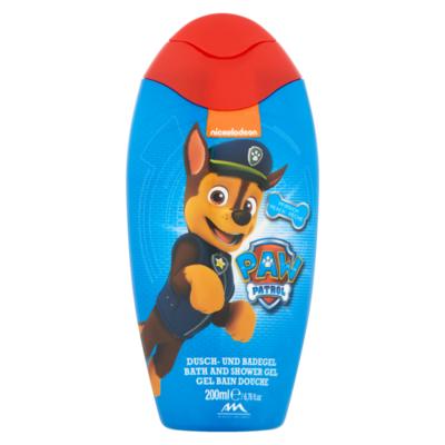 Nickelodeon Paw Patrol Peach Bath and Shower Gel