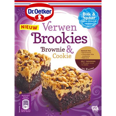 Dr. Oetker Verwen brookies