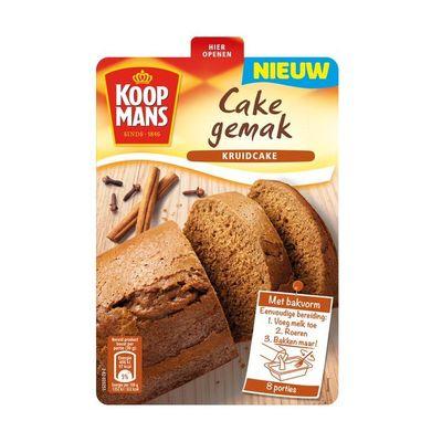Koopmans Cake gemak kruidcake