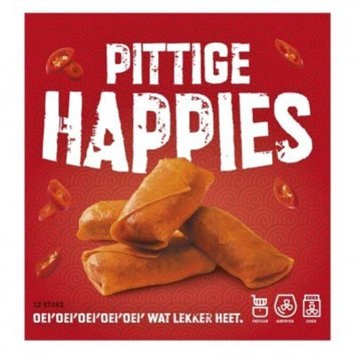 Sokeh Pittige happies