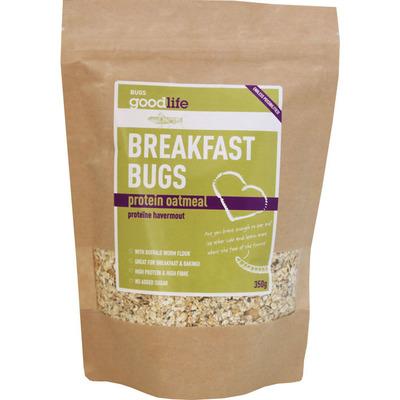 Goodlife Breakfast bugs protein oats