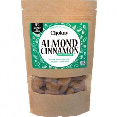 Chokay Milk almond cinnamon