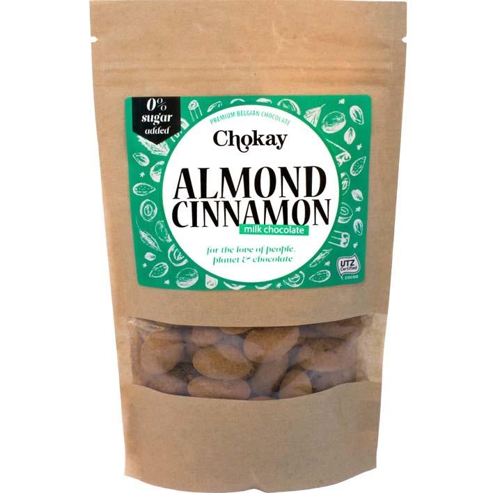 Chokay Milk almond cinnamon