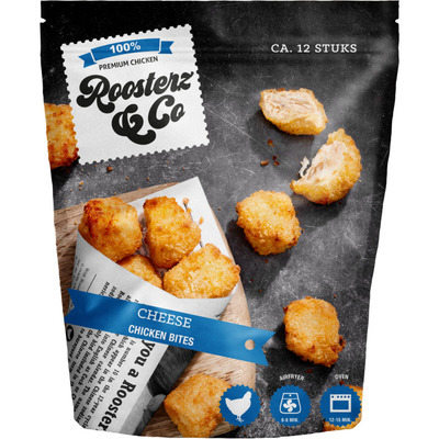 Roosterz & Co Bites cheese