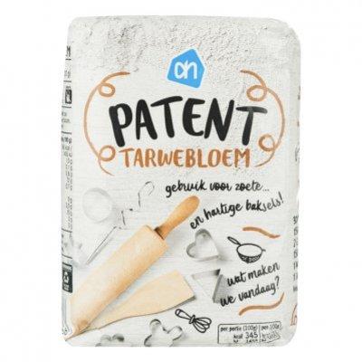 Huismerk Patent tarwebloem