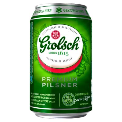 Grolsch Bier