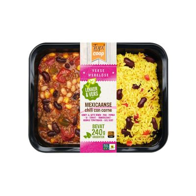 Top! Van Coop Mexicaanse Chili Con Carne