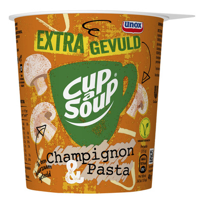 Unox Cup-a-Soup champignon extra gevuld