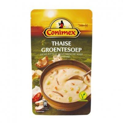 Conimex Thaise groentesoep