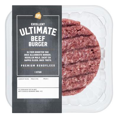 Huismerk Ultimate beef burger
