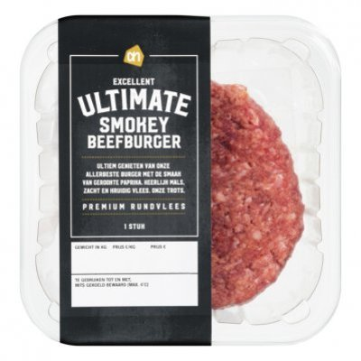 AH Excellent Ultimate smokey burger