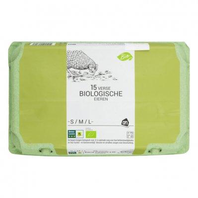 Huismerk Biologisch Eieren