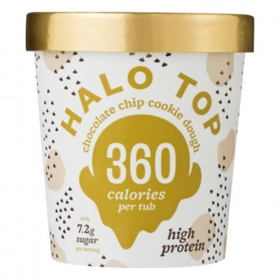 Halotop Chocolate chip cookie dough