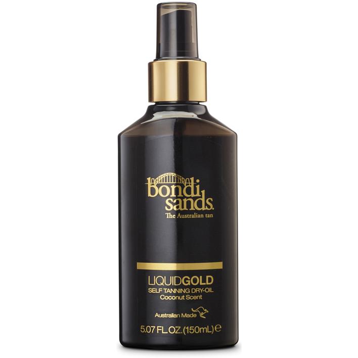 Bondi Sands Liquid gold self tanning dry-oil