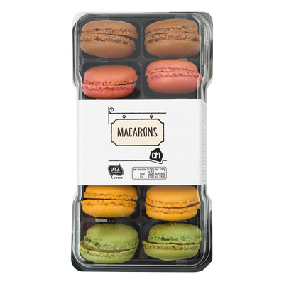 Huismerk Macarons
