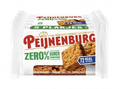 Peijnenburg Ontbijtkoek zero % suiker