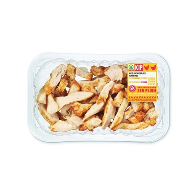 Huismerk pluim gegrilde kip reepjes naturel