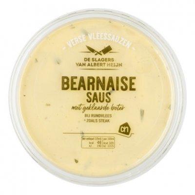 Huismerk Bearnaisesaus met puur geklaarde boter