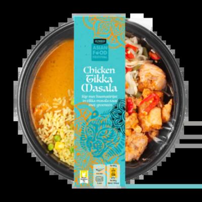 Huismerk Asian Food Festival Chicken Tikka Masala