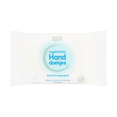 Huismerk Hygiënische Handdoekjes