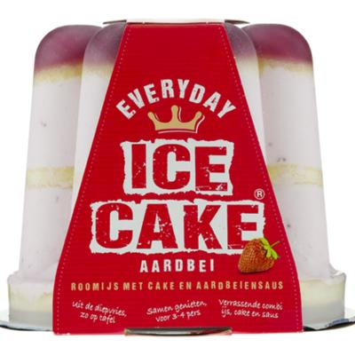 Everyday IceCake Aardbei