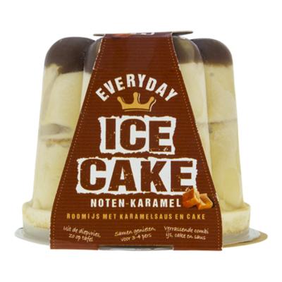 Everyday IceCake Noten-Karamel