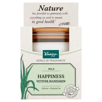 Kneipp No. 4 Happiness Vetiver Mandarin 145 gram