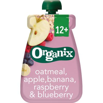 Organix Haver, appel, banaan, frmbs, bosbs 6-36m