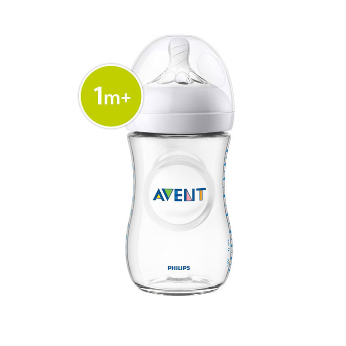 Avent Zuigfles natural