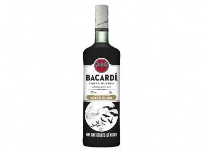 Bacardi Glow in the dark