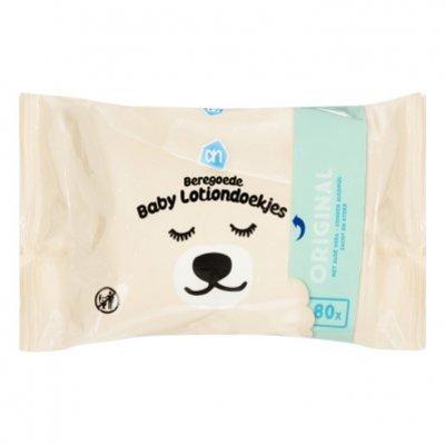 Huismerk Beregoede baby lotiondoekjes original