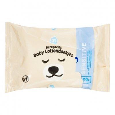 Huismerk Beregoede baby lotiondoekjes sensitive