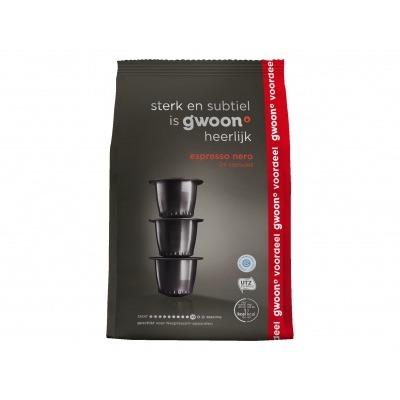 Huismerk Espresso sterkte 10 koffiecapsules voordeelpak
