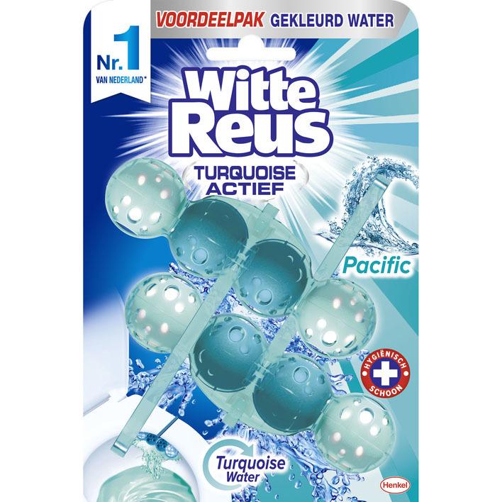 Witte Reus Turquoise actief voordeelpak