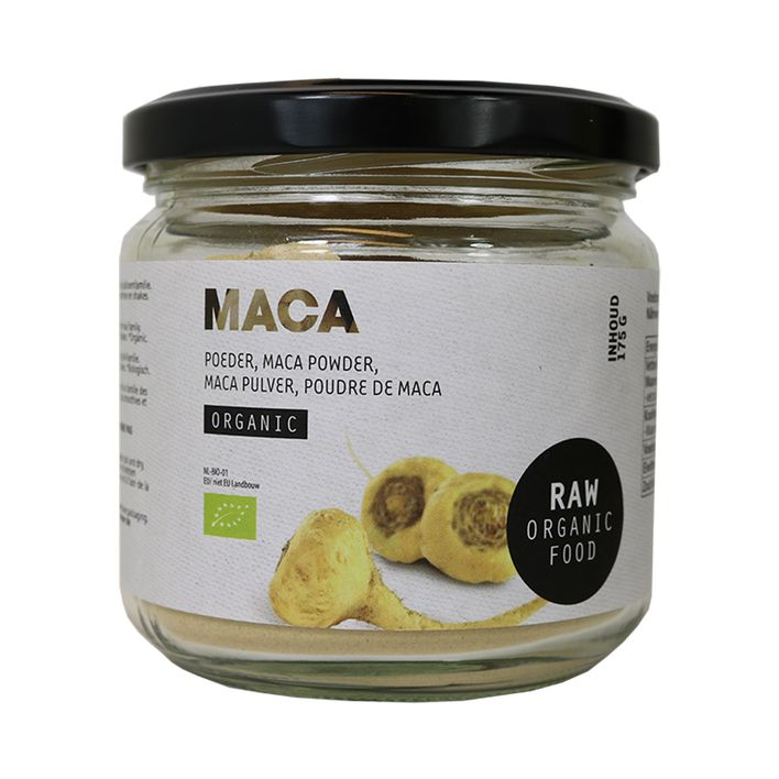 Raw Organic Food Maca