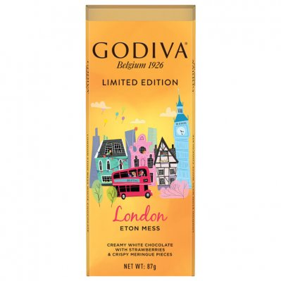 Godiva Cities LE London Eton Mess
