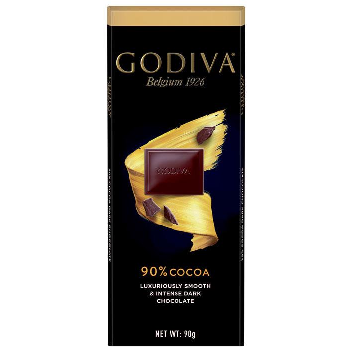 Godiva Dark 90% cocoa