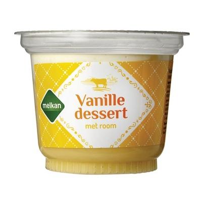 Huismerk vanille dessert vanille