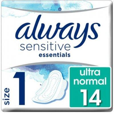 Always Sensitive essentials ultra normal