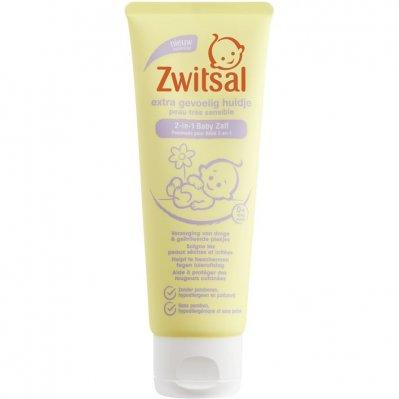 Zwitsal Babyzalf 2in1 extra gevoelige huid