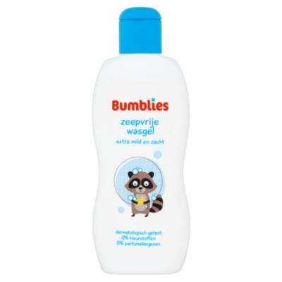 Bumblies Baby zeepvrije wasgel