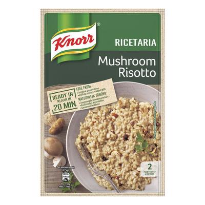 Knorr Ricetteria risotto mushroom